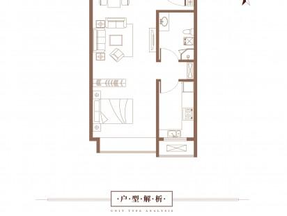 上京润园户型图